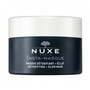 Nuxe Insta Masque Detoxifying & Glow Charcoal Mask 50ml