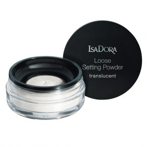 IsaDora Loose Setting Powder- Translucent