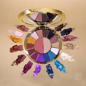 SoSu By SJ X Aideen Kate Face And Eye Palette
