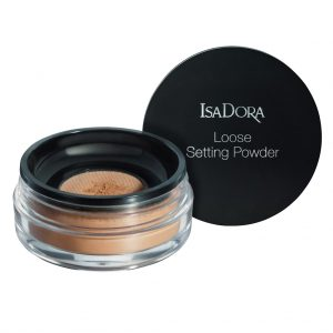 IsaDora Loose Setting Powder- 07 Deep
