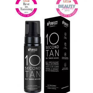 BPerfect 10 Second Ultra Dark Mango Tanning Mousse