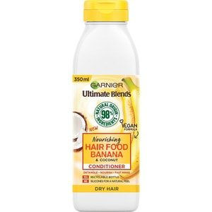 Garnier Ultimate Blends Hair Food Conditioner 350ml Banana