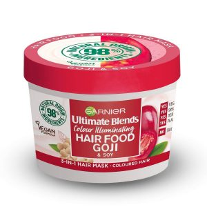Garnier Ultimate Blends Hair Food 3in1 Hair Mask Goji & Soy