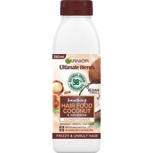 Garnier Ultimate Blends Hair Food Conditioner 350ml Coconut