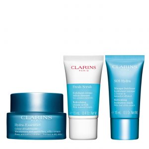 Clarins My Hydration Essentials Gift Pack