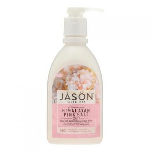 Jason Himalayan Pink Salt 2in1 Foaming Bath Soak & Body Wash 887ml