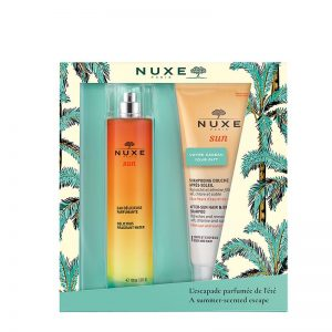 Nuxe Sun Delicious Fragrant Water 100ml Gift Set