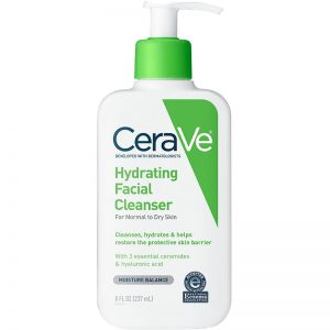 CeraVe Hydrating Facial Cleanser 273ml