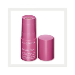 Clarins Makeup Limited Edtion Twist & Glow – 02 Radiant Pink