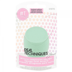Real Techniques Miracle Complexion Sponge Limited Edition- Mint Green