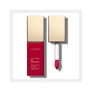 Clarins Lip Comfort Oil Intense- 07 Intense Red