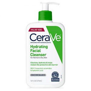 CeraVe Hydrating Facial Cleanser 473ml