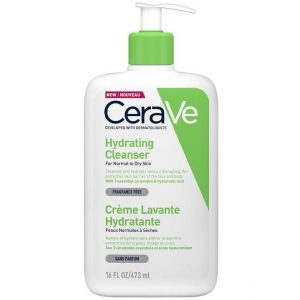 CeraVe Hydrating Face & Body Cleanser 473ml