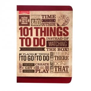 The 101 Things To Do Instead Of Watching The Box Book