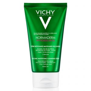 Vichy Normaderm Phytosolution Volcanic Mattifying Cleansing Cream 125ml