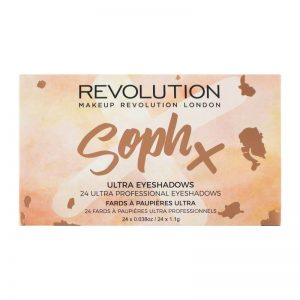 Makeup Revolution X Soph Eye Shadow Palette