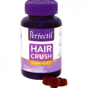 Vitabiotics Perfectil Hair Crush Gummies 60 Pack
