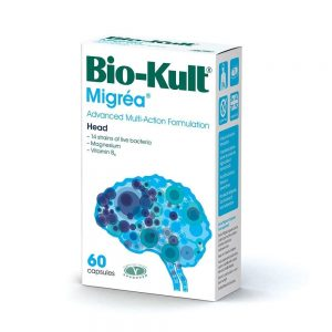 Bio- Kult Migréa Advanced Multi Action Formula For Head 60 Caps