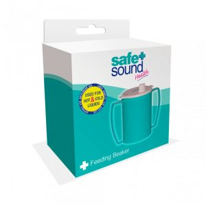 Safe And Sound Health Feeding Beaker