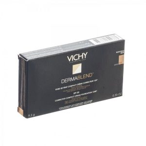 Vichy Dermablend Corrective Compact Cream Foundation SPF 30 – 35 Sand
