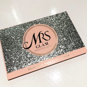 BPerfect Mrs Glam Showstopper Palette Michelle Regazzoli – Stone