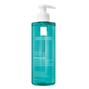 La Roche Posay Effaclar Micro Peeling Purifying Foaming Wash For Face & Body 400ml