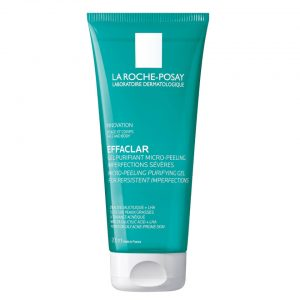 La Roche Posay Effaclar Micro Peeling Purifying Foaming Wash For Face & Body 200ml