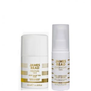 James Read Sleep Mask Face Pack Duo