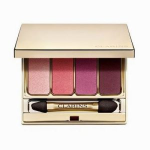 Clarins 4- Colour Eyeshadow Palette No 07