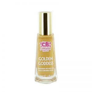 Cocoa Brown Shimmering Dry Body Oil – Golden Goddess
