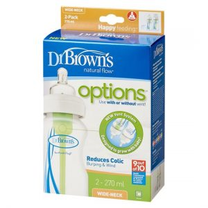 Dr Browns Options 2 Bottle Pack