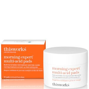 This Works Morning Expert Multi- Acid Pads