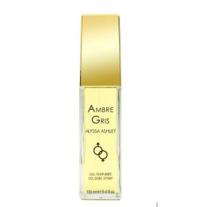 Alyssa Ashley Ambre Gris Eau De Parfum 100ml