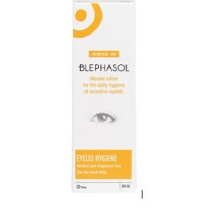 Blephasol Eye Lid Cleansing Solution