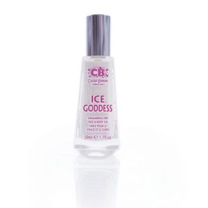 Cocoa Brown Shimmering Dry Body Oil – Ice Goddess