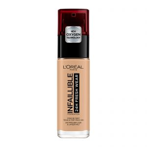 L'Oreal Infaillible 24hr Fresh Wear Foundation -140 Golden Beige