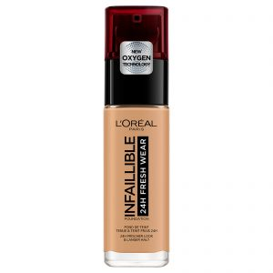 L'Oreal Infaillible 24hr Fresh Wear Foundation -260 Golden Sun
