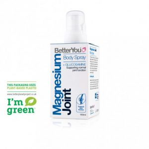 Better You Magnesium Joint Body Spray With Glucosamine 100ml