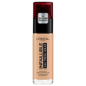 L'Oreal Infaillible 24hr Fresh Wear Foundation -200 Golden Sand