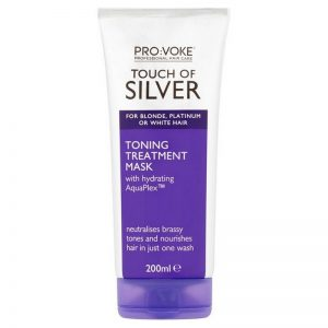 Provoke Touch Of Silver Toning Treatment Mask 200ml