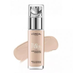 L'Oreal True Match Super – Blend-able Foundation 1.N Ivory