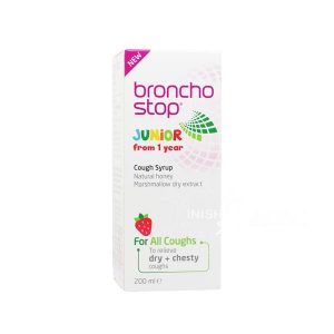Broncho Stop Junior Cough Syrup – 200ml