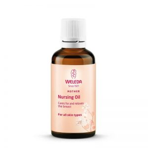 Weleda Mother Nursing Oil 50ml