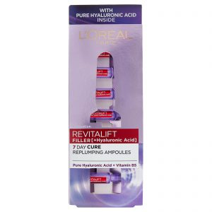 L'Oreal Revitalift Filler + Hyaluronic Acid 7 Day Cure