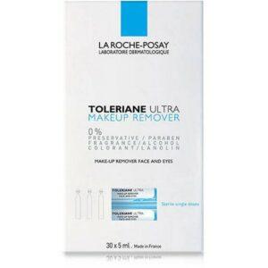 La Roche Posay Toleriane Monodose Eye Makeup Remover – 30 X 5ml
