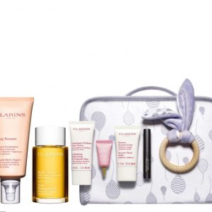 Clarins Beautiful Beginnings Maternity Value Pack