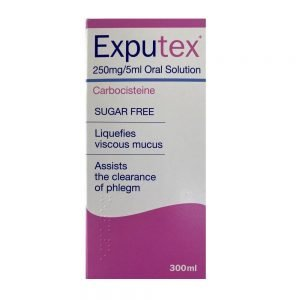 Exputex Cough Syrup 300ml