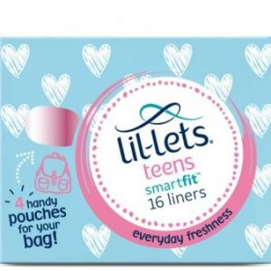 Lil-Lets Teens Smart Fit Liners