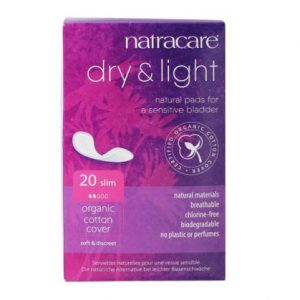 NatraCare Dry & Light For Sensitive Bladders