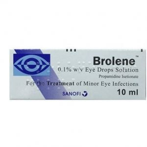 Brolene Eye Drops Solution 10ml